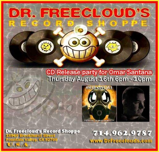 Omar Santana @ Dr. Freeclouds