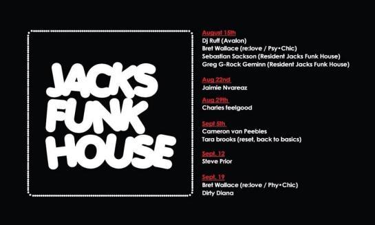 Jacks Funk House