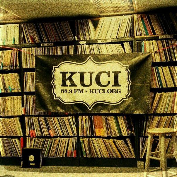 KUCI Studio Lobby