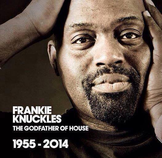 HOUSE LEGEND FRANKIE KNUCKLES