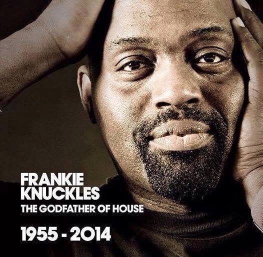HOUSE LEGEND FRANKIE KNUCKLES